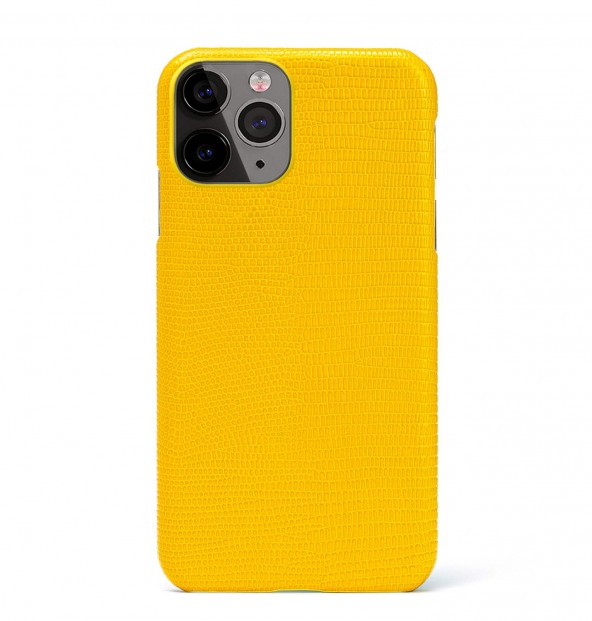 iPhone Python Leather Wallet-Blue