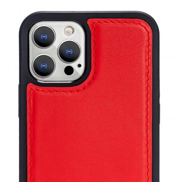 Ultra Slim Rigid iPhone Back Cover-Skull&Roses