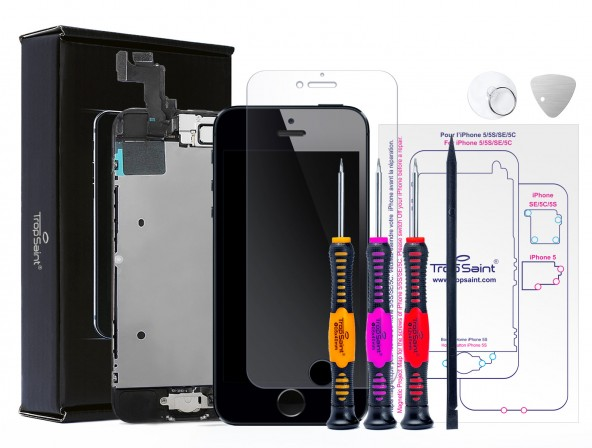 iPad 4 Touch Screen Glass-White