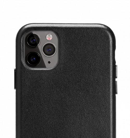 iPhone Genuine Crocodile Skin Case-Burgundy
